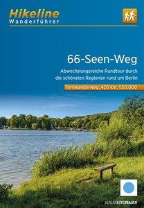 Hikeline - 66-Seen-Weg