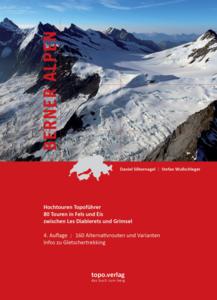 Topo Verlag - Hochtourenführer Berner Alpen