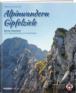 SAC - Alpinwandern / Gipfelziele Berner Oberland - Grossformat