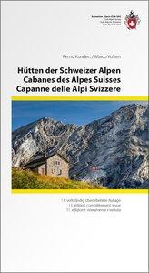 SAC - Hütten der Schweizer Alpen