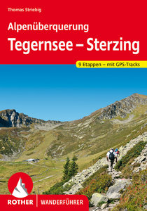 Rother - Alpenüberquerung Tegernsee - Sterzing