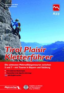 Alpinverlag - Tirol Plaisir Kletterführer