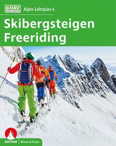 DAV - Alpin-Lehrplan 4: Skibergsteigen - Freeriding