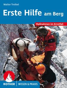 Rother - Erste Hilfe am Berg