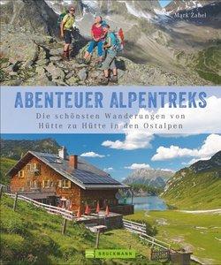 Bruckmann - Abenteuer Alpentreks