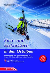 Alpinverlag - Firn- und Eisklettern in den Ostalpen