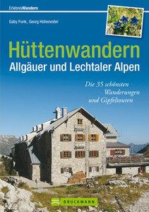 Bruckmann - Hüttenwandern Allgauer und Lechtaler Alpen