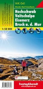 F&B - WK 041 Hochschwab-Veitschalpe-Eisenerz-Bruck a.d. Mur