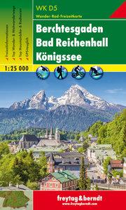 F&B - WKD 5 Berchtesgadener Land-Bechtesgaden-Bad Reichenhall-Königssee