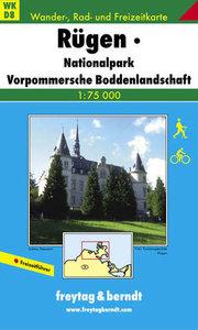 F&B - WKD 8 Rügen-Nationalpark Vorpommersche Boddenlandschaft