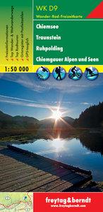 F&B - WKD 9 Chiemsee-Traunstein-Ruhpolding-Chiemgauer Alpen und Seen
