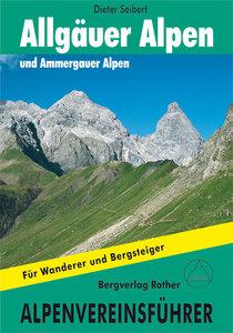 Rother - Alpenvereinsführer Allgäuer Alpen