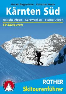 Rother - Skitourenführer Kärnten Süd