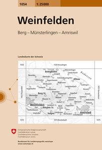 Swisstopo - 1054 Weinfelden