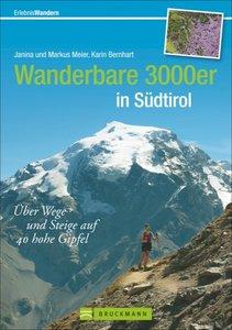 Bruckmann - Wanderbare 3000er in Südtirol
