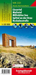 F&B - WK 221 Liesertal-Maltatal-Millstätter See-Spittal an der Drau-Nockalmstraße