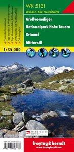 F&B - WK 5121 Großvenediger-Nationalpark Hohe Tauern-Krimml-Mittersill