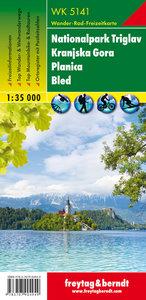 F&B - WK 5141 Nationalpark Triglav-Kranjska Gora-Planica-Bled