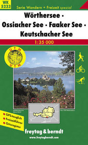 F&B - WK 5233 Wörther See-Ossiacher See-Faaker See-Keutschacher See
