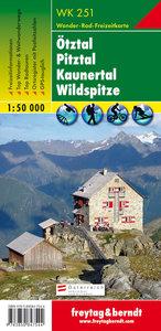 F&B - WK 251 Ötztal-Pitztal-Kaunertal-Wildspitze