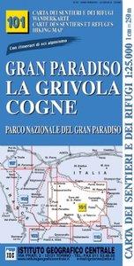 IGC - 101 Gran Paradiso - La Grivola - Cogne