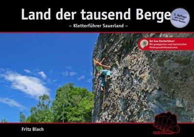 Geoquest - Kletterführer Sauerland - Land der tausend Berge