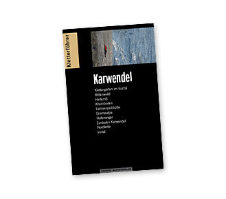 Panico - Kletterführer Karwendel