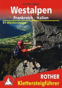 Rother - Klettersteige Westalpen