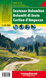 F&B - WKS 10 Sextener Dolomiten - Cortina d'Ampezzo