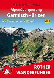 Rother - Alpenüberquerung Garmisch - Brixen