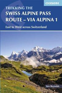 Cicerone - Alpine Pass Route