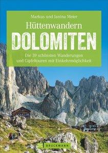 Bruckmann - Hüttenwandern Dolomiten