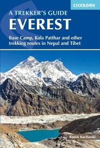 Cicerone - Everest: a trekker's guide