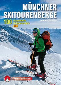 Rother - Münchner Skitourenberge