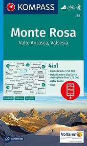 Kompass - WK 88 Monte Rosa