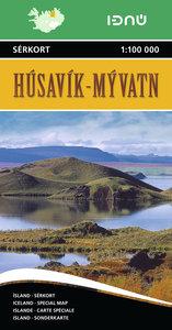 Ferdakort 4 - Husavik - Myvatn