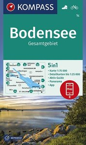 Kompass - WK 1c Bodensee Gesamtgebiet