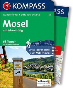Kompass - Mosel - Moselsteig wf