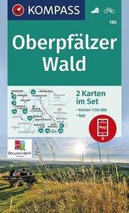 Kompass - WK 186 Oberpfälzer Wald