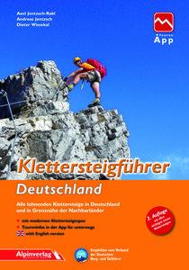 Alpinverlag - Klettersteigführer Deutschland