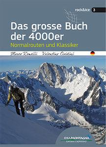 Idea Montagna - Das grosse Buch der 4000er - met waterschade
